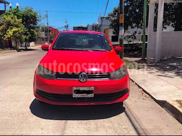 Foto venta Auto usado Volkswagen Gol CL (2013) color Rojo Flash precio $80,000