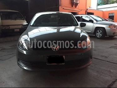 Volkswagen Gol CL usado (2014) color Gris Cuarzo precio $115,000