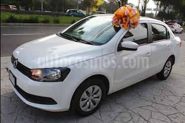 Foto Volkswagen Gol CL usado (2015) color Blanco precio $115,000