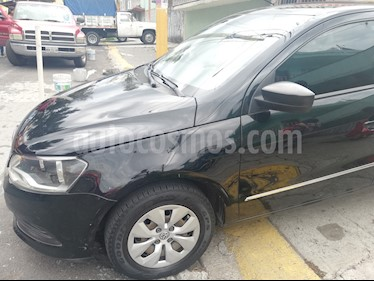 Volkswagen Gol CL usado (2016) color Negro precio $110,000