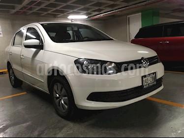 Foto venta Auto usado Volkswagen Gol CL (2014) color Blanco precio $77,000