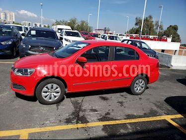 Foto Volkswagen Gol CL usado (2018) color Rojo precio $125,000