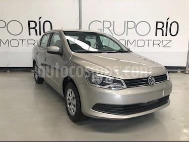 Foto venta Auto usado Volkswagen Gol CL (2016) color Marron precio $135,000