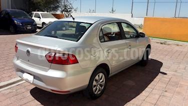 Volkswagen Gol CL usado (2016) color Gris precio $115,000