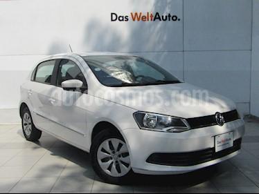 Foto venta Auto usado Volkswagen Gol CL (2016) color Blanco Candy precio $119,000