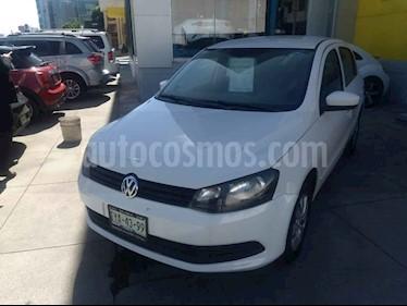 Foto venta Auto usado Volkswagen Gol CL (2014) color Blanco precio $107,000