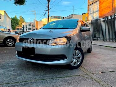 Foto venta Auto Seminuevo Volkswagen Gol CL (2014) color Plata precio $95,000