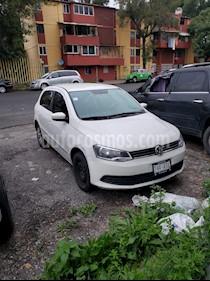 Volkswagen Gol CL usado (2016) color Blanco precio $89,000