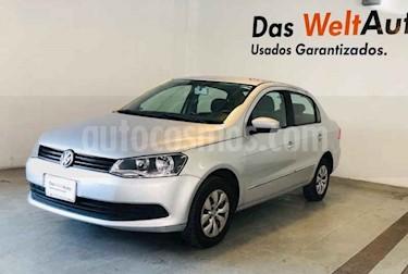 Foto venta Auto usado Volkswagen Gol CL (2016) color Plata precio $125,000