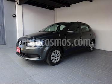 Foto venta Auto usado Volkswagen Gol CL (2015) color Gris Cuarzo precio $119,000