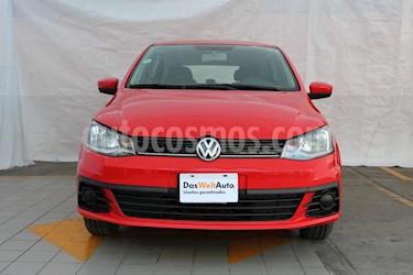Foto venta Auto usado Volkswagen Gol CL (2018) color Rojo precio $183,000