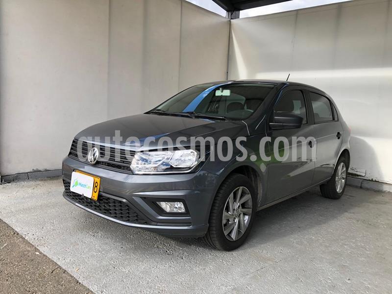 foto Volkswagen Gol Comfortline usado (2020) color Gris Platino precio $36.990.000