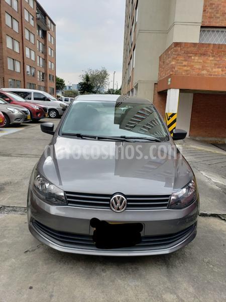 Volkswagen Gol Power usado (2013) color Gris precio $23.500.000
