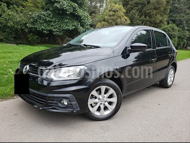 Volkswagen Gol Comfortline  usado (2019) color Negro precio $25.000.000