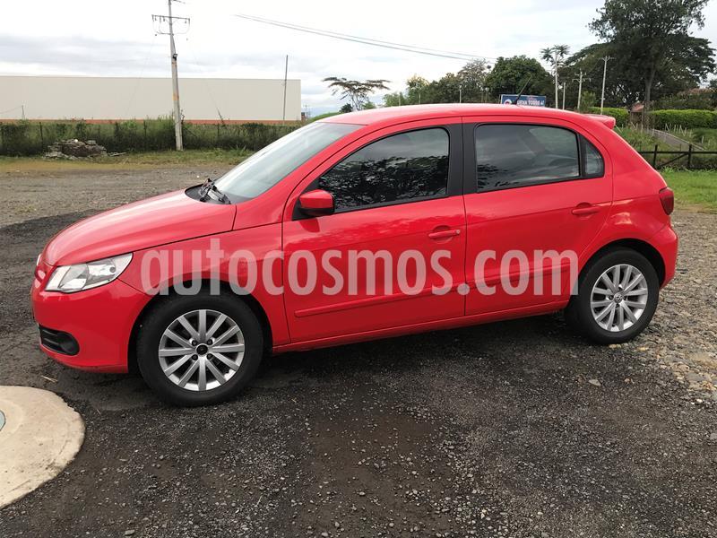 Volkswagen Gol Comfortline usado (2010) color Rojo Flash precio $19.000.000