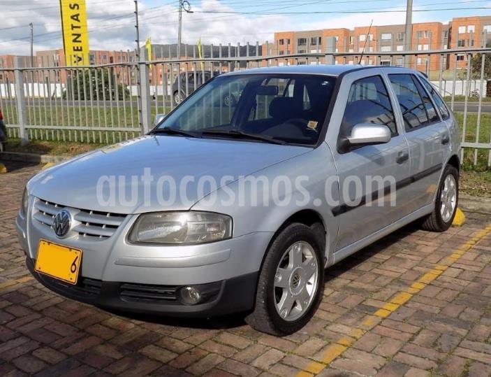 Volkswagen Gol 1.8 Sportline usado (2006) color Plata precio $13.900.000