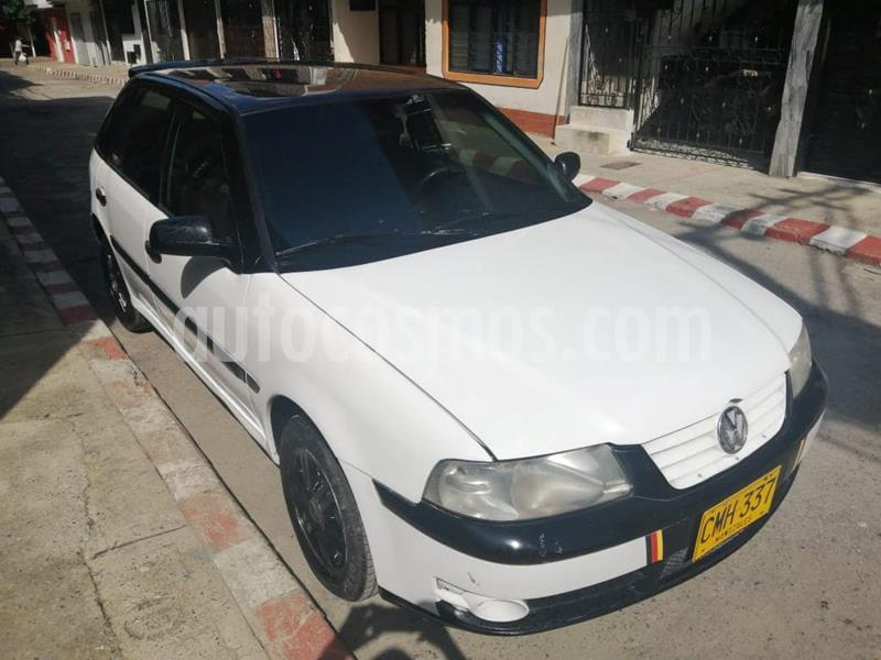 Volkswagen Gol Power Plus usado (2005) color Blanco precio $11.500.000