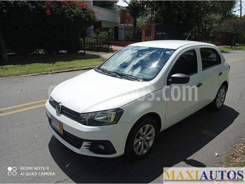 Volkswagen Gol Comfortline usado (2017) color Blanco precio $31.900.000