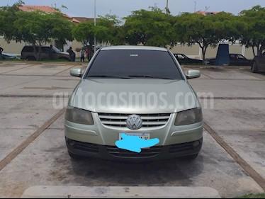 Foto venta carro usado Volkswagen Gol Comfortline 1.8L (2008) color Gris Urano precio u$s1.500