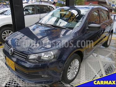 Foto venta Carro Usado Volkswagen Gol Comfortline Plus (2016) color Azul Shadow precio $29.900.000