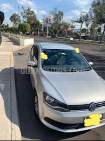 Foto Volkswagen Gol Comfortline Seguridad usado (2016) color Plata precio $115,000