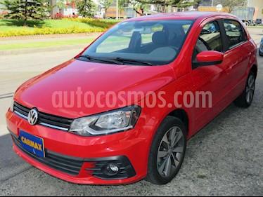 Foto venta Carro usado Volkswagen Gol Comfortline  (2018) color Rojo precio $33.500.000