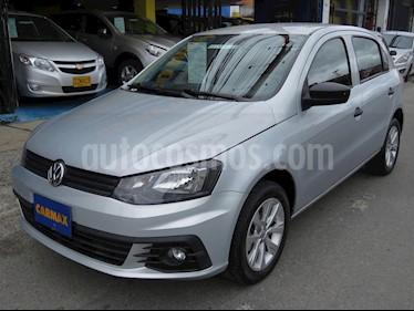 Foto Volkswagen Gol Comfortline usado (2017) color Plata precio $32.900.000