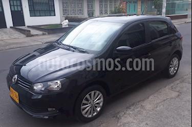 Volkswagen Gol Comfortline  usado (2014) color Negro precio $24.500.000