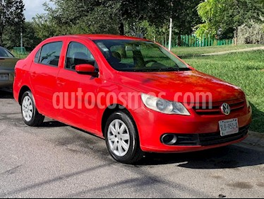 Volkswagen Gol Comfortline usado (2012) color Rojo precio $98,000