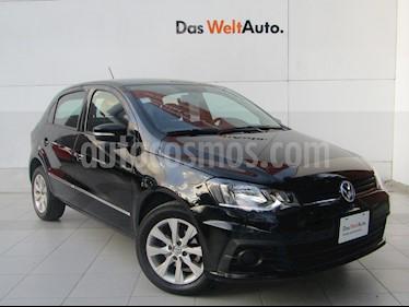 Foto venta Auto usado Volkswagen Gol Comfortline (2017) color Negro precio $165,000