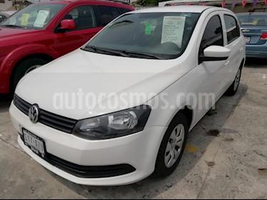 Foto Volkswagen Gol Comfortline usado (2013) color Blanco precio $96,500