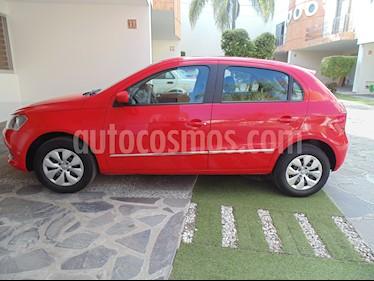 Foto Volkswagen Gol Comfortline usado (2016) color Rojo Flash precio $130,000