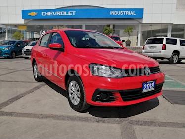 Foto Volkswagen Gol Comfortline usado (2018) color Rojo precio $192,000