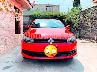 Foto venta Auto usado Volkswagen Gol Comfortline (2013) color Rojo precio $90,900