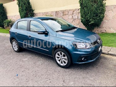 Foto Volkswagen Gol Connect usado (2017) color Azul precio $149,000