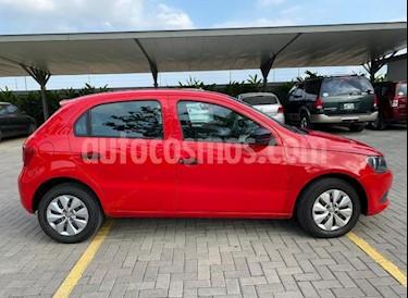 Volkswagen Gol 1.6 GTI usado (2014) color Rojo precio u$s13.500