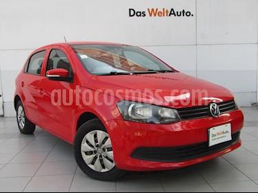 Foto venta Auto usado Volkswagen Gol GL Team (2013) color Rojo Flash precio $108,000