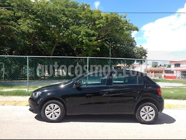 Volkswagen Gol GL usado (2015) color Negro precio $110,000