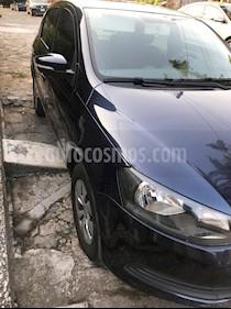 Foto venta Auto usado Volkswagen Gol GL (2015) color Azul precio $115,000