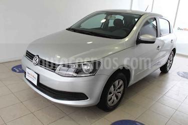 Foto venta Auto usado Volkswagen Gol GL (2016) color Plata precio $135,000