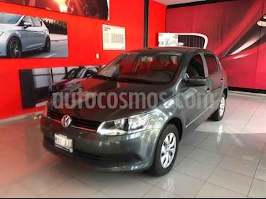 Foto Volkswagen Gol GL usado (2016) color Gris precio $125,000