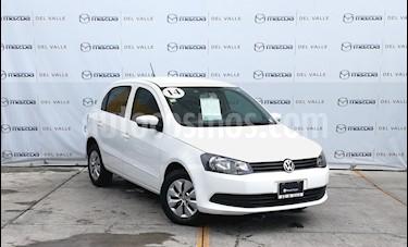 Foto venta Auto usado Volkswagen Gol GL (2014) color Blanco precio $120,000