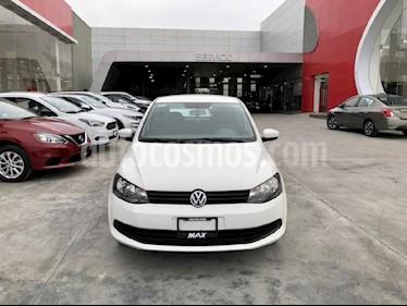 Foto venta Auto usado Volkswagen Gol GL (2015) color Blanco precio $118,000