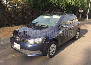 Volkswagen Gol GL usado (2015) color Azul precio $115,000