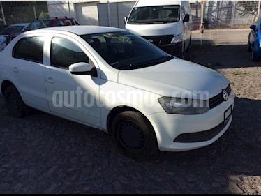 Foto venta Auto usado Volkswagen Gol GOL SEDAN CL AA MT (2013) color Blanco precio $95,000