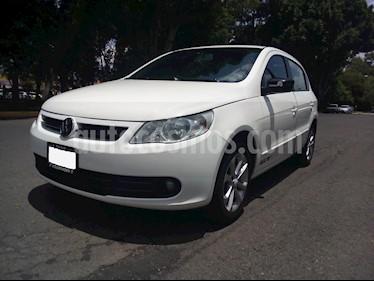 Foto venta Auto usado Volkswagen Gol GT (2011) color Blanco precio $93,000
