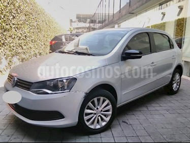 Foto venta Auto Seminuevo Volkswagen Gol GT (2015) color Plata precio $129,000