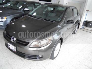 Foto venta Auto Seminuevo Volkswagen Gol GT (2010) color Gris precio $95,000