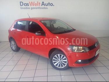 Foto venta Auto usado Volkswagen Gol GT (2014) color Rojo precio $128,900