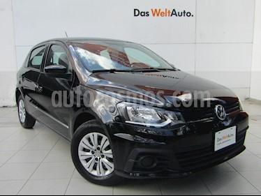 Foto Volkswagen Gol I - Motion usado (2018) color Negro precio $189,000